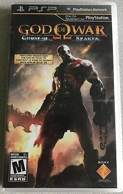 God of War: Ghost of Sparta • Sony PlayStation Portable PSP Complete