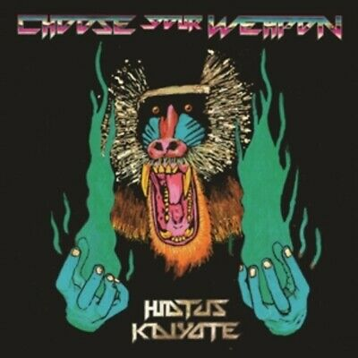 DOUBLE LP & MP3 Hiatus Kaiyote Choose Your Weapon 180G NEW OVP Music On Vin