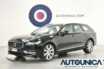 Volvo v90 d5 awd geartronic inscription solo 44.15 km
