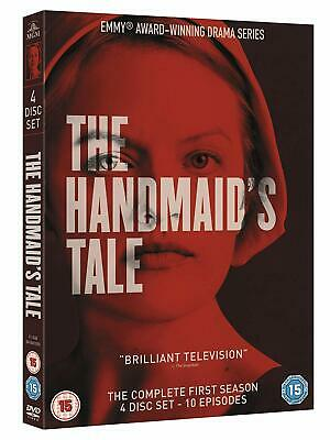 The Handmaid's Tale : The Complete Season One (4 Disc DVD Set) Series 1