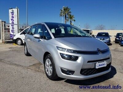 CITROEN Grand C4 Picasso 1.6 e-HDi 115 Exclusive