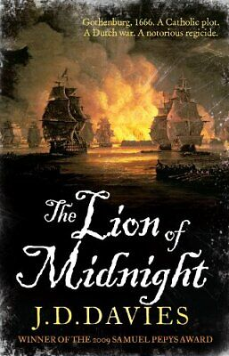 The Lion of Midnight (Matthew Quintons Journals 4) by J. D. Davies Book The Fast