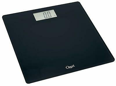 Bathroom Digital Body Weight Scale Electronic LCD With Step-On Technology 400lb