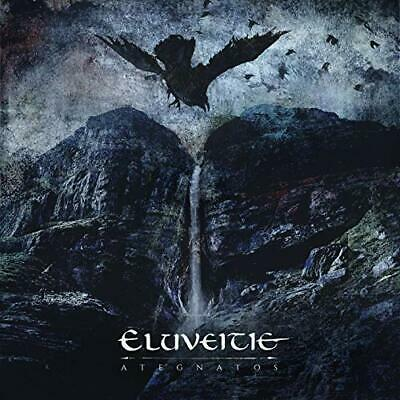 Eluveitie - Ategnatos (Limited Edition Digibook CD) - Eluveitie CD 4NVG The Fast