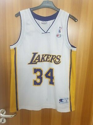 Basketball Trikot Los Angeles Lakers L ONEIL Authentic NBA Champion