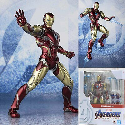Bandai S.H.Figuarts Marvel Avengers 4 Iron Man Mark 85 MK 85 Action Figure