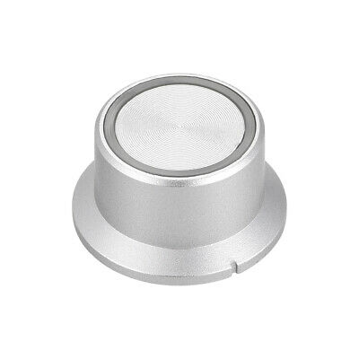 6mm Potentiometer Control Knobs For Guitar Acrylic Volume Tone Knobs Grey