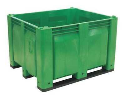 """DECADE PRODUCTS M40SGN1 Bulk Container, Green, 36-3/4""""W"""