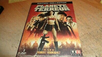 Dvd - Film - Planete Terreur - Ed Collector 2Dvd