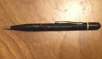 "REDIPOINT SOUTH BEND, IN MECHANICAL PENCIL ""TO A GOOD DEMOCRAT 5th DIST. CLUB"""