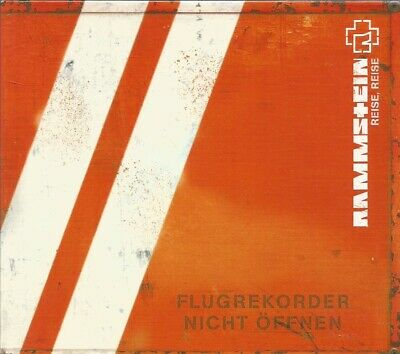 Rammstein ‎– Reise, Reise Cd album limited edition digipak