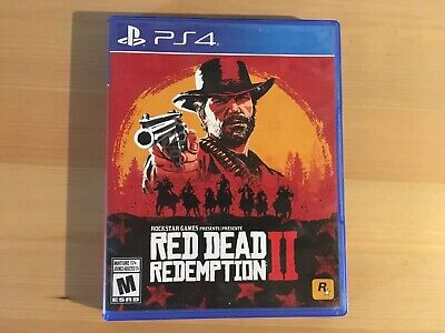 Red Dead Redemption 2 (PlayStation 4 / PS4, 2018)