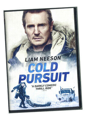 Cold Pursuit (DVD 2019) US SELLER !Brand New! Unopened!