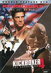 Kickboxer 3 + 4 Double Feature (DVD, 2003) New