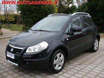 FIAT Sedici 1.9 MJT 4x4 Emotion-