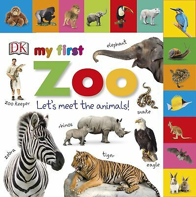 My First Zoo Let's Meet the Animals!, ,
