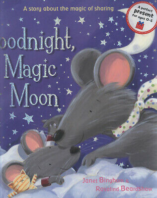 Goodnight, magic moon by Janet Bingham (Paperback)