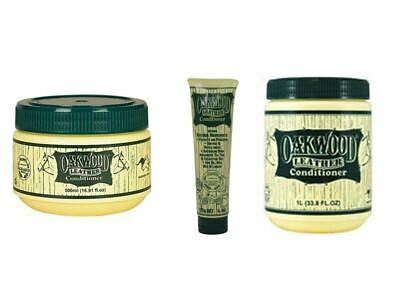 Oakwood Leather Conditioner - 125ML - BN