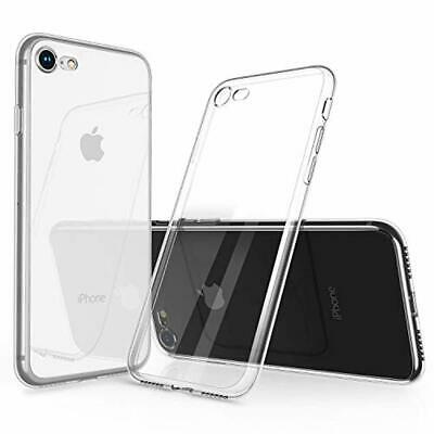 Garegce Custodia iPhone 8 iPhone 7 TPU Morbido Silicone Cover +
