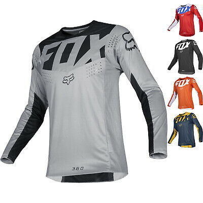 Fox Racing 2019 360 Kila Motocross Jersey Quad Dirt Bike Shirt No-Fade Graphics