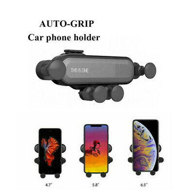 Universal Car Mount Holder Gravity Bracket For Cell Phones Smartphone For Driver