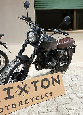Brixton Motorcycles 125 ABS