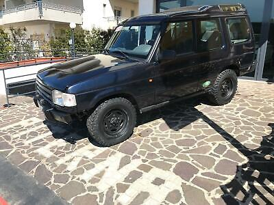LAND ROVER Discovery Discovery 2.5 Tdi 3p.