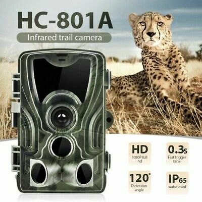 Scouting Trail Camera 1080P 16MP wildlife Infrared night vision Hunting Camera