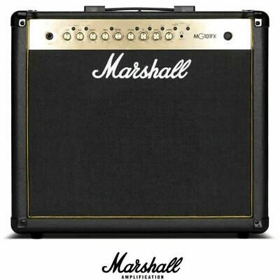 Marshall MG101GFX MG Gold 100W Guitar Combo Amplifier with Multi Effects 1 x 12