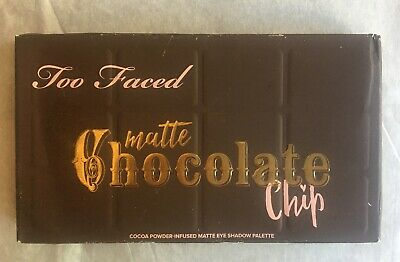 Too Faced White Chocolate Chip Palette 17x17