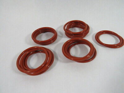 Able Seal 2-331S700-FDA Silicon O-Ring 56.52mm ID 67.18mm OD Lot of 22 ! WOW !