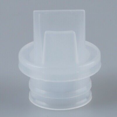5pcs Silicone Clear Backflow Protection Breast Pump Accessory Duckbill Valve