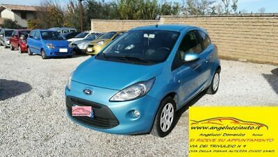 Ford ka g.p.l. opzionale in offerta