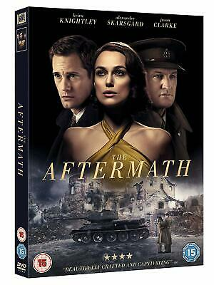 THE AFTERMATH (2019): Keira Knightley, Drama, Romance, War NEW Eu Rg2 DVD not US