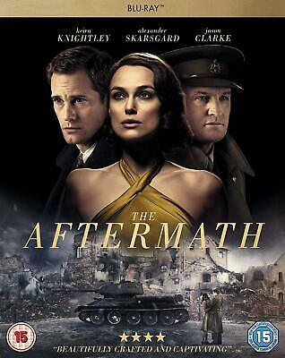 THE AFTERMATH (2019): Keira Knightley, Drama, Romance, War NEW Eu RgB BLU-RY