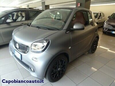 Smart fortwo 90 0.9 turbo brabus tailor made