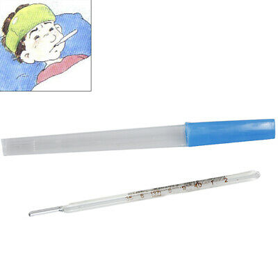 1pc triangular glass thermometer medical household oral thermometer armpit