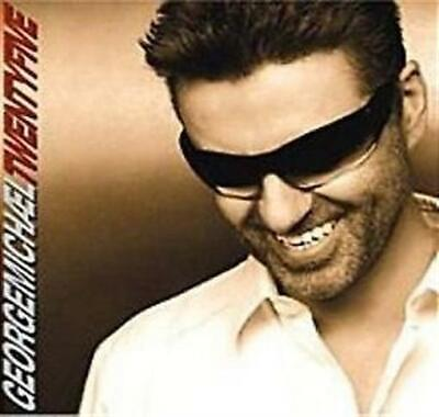 GEORGE MICHAEL Twenty Five (Very Best Of) 2CD NEW