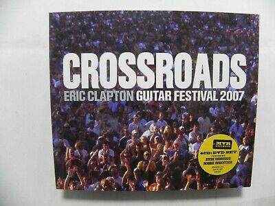 Crossroads - Eric Clapton Guitar Festival 2007 4CD + DVD Box Set / Mid Valley