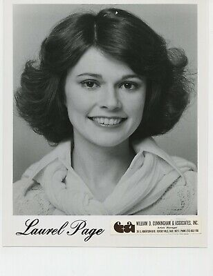 """""""Laurel Page"""" Agency photo 1/2"""