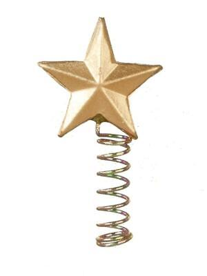 Dolls House Christmas Tree Topper Star Decoration Ornament 1:12 Scale Accessory