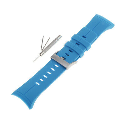 Silicone Watchband Replacement Strap for SUUNTO Spartan Ultra Series Watch