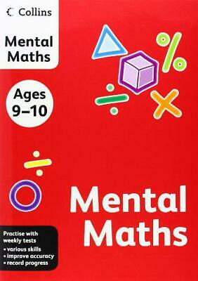 Collins Practice - Collins Mental Maths: Ages 9-10 by , NEW Book, FREE & Fast
