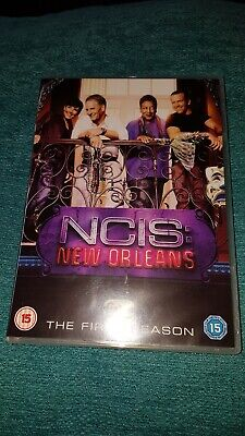 Ncis New Orleans.the First Season.dvd.