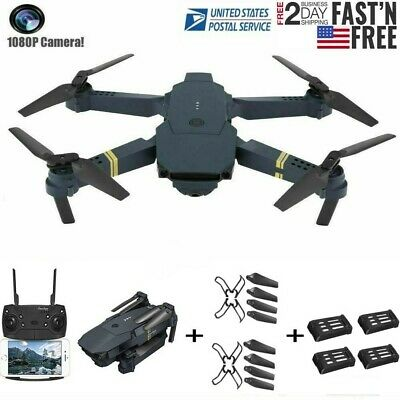 Drone E58 pro 2.4G Selfi WIFI FPV With 720P HD Camera Foldable RC Quadcopter RT