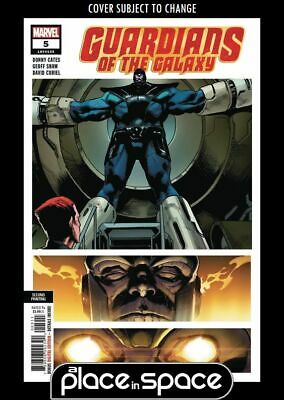 Guardians Of The Galaxy, Vol. 5 #5 - 2Nd Printing (Wk25)