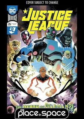 Justice League, Vol. 3 #26A (Wk25)