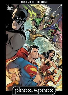 Justice League, Vol. 3 #26B -Lupacchino Variant (Wk25)