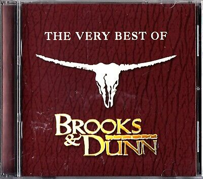 The Very Best Of BROOKS & DUNN- Greatest Hits Country 2004 CD (Reba McEntire)