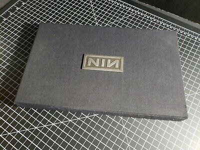 NINE INCH NAILS - Ghosts I-IV Deluxe Edition 2-CD, BLU-RAY, DVD, BOOK
